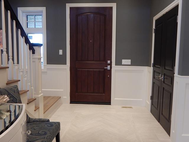 Interiérové a vstupní dveře: vyberte si ty správné pro vaše prostory