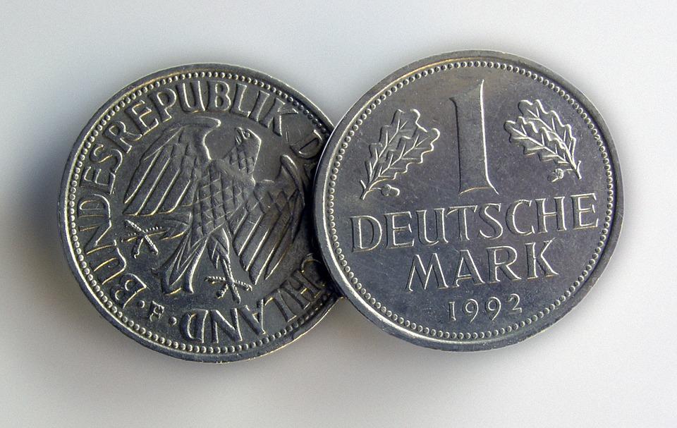 německá marka